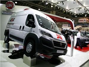 Fiat Doblo нового поколения дебютировал в грузовой и грузопассажирской вариациях