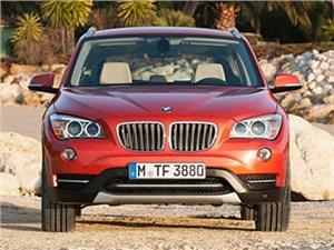 Новое поколение кроссовера BMW X1 дебютирует во Франкфурте в 2015 году
