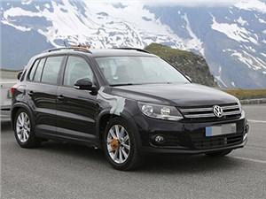 После смены поколений у кроссовера Volkswagen Tiguan появится семиместная модификация