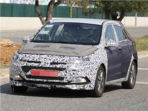 Новое поколение Hyundai i20 дебютирует в октябре в Париже
