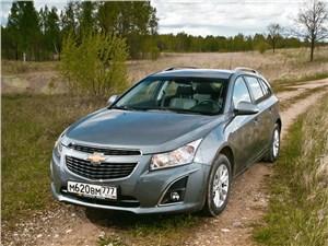 Chevrolet Cruze - chevrolet cruze специальный репортаж три цвета