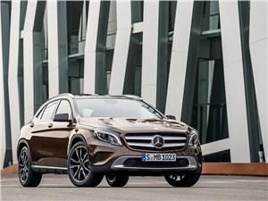 Mercedes-Benz GLA-Class (хэтчбек 5-дв.)