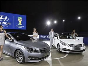 Новый Hyundai Grandeur - Hyunday AG и Hyunday Grandeur 2014 Пополнение