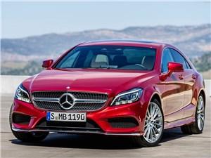 Mercedes-Benz CLS-Class (седан)