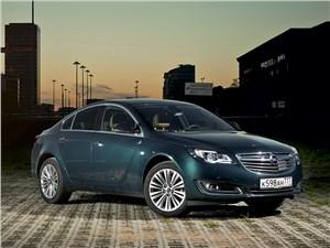 Opel Insignia - opel insignia 2014 не модой единой