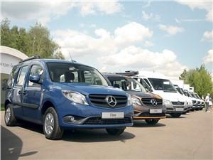Mercedes-Benz 2014 Трудовой коллектив