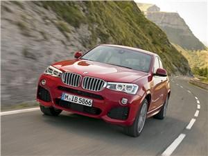 BMW X4 - bmw x4 2014 младший брат