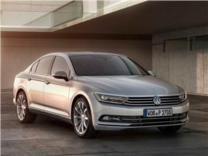 Volkswagen Passat (седан)