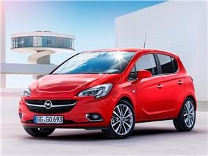 Новый Opel Corsa - Opel Corsa 2015 С изюминкой