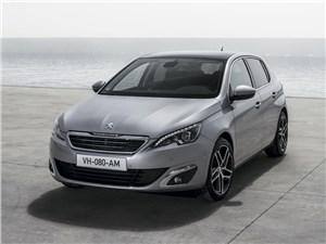 Peugeot 308 - peugeot 308 2013 против трендов