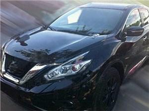 Nissan разработал внедорожник Murano нового поколения