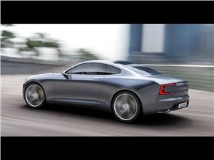 Предпросмотр volvo coupe концепт 2013 вид сбоку фото 6