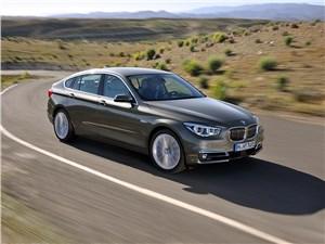 BMW 5 series GT (хэтчбек 5-дв.)