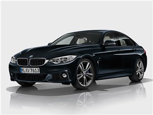 Предпросмотр bmw 4 series gran coupe 2014 вид спереди фото 4