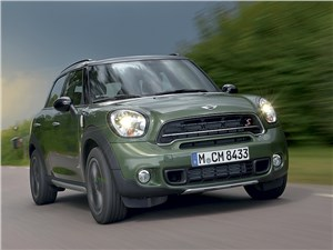 MINI Countryman - mini cooper s countryman 2015 первый парень