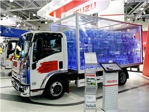 Легкий грузовой автомобиль Captain серии С – одна из восьми новинок, представленных китайской DongFeng Motor