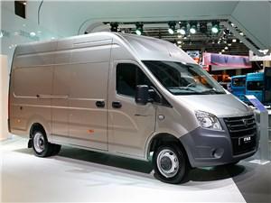 Цельнометаллический фургон и пассажирская версия ГАЗели Next – главные новинки Группы ГАЗ