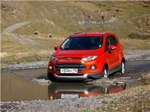 Предпросмотр ford ecosport 2013 вид спереди