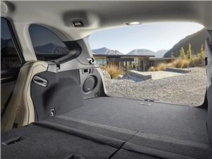 Subaru Outback 2015 сложенные сидения