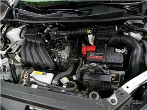 Предпросмотр nissan tiida 2015 двигатель