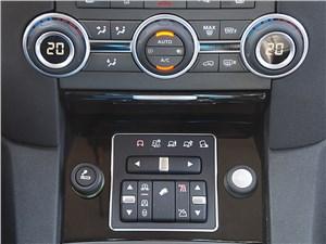 Land Rover Discovery 2014 двухзонный климат-контроль