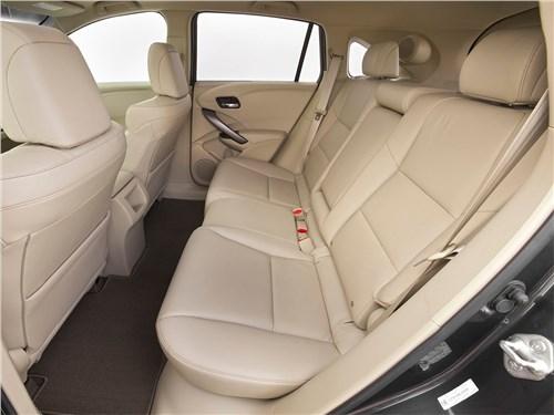 Acura RDX - Acura RDX 2013 задний диван