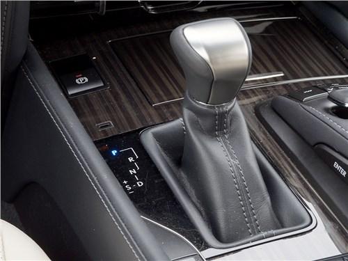 Lexus LX 2016 селектор АКПП