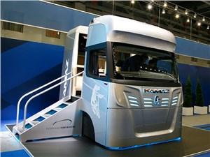 КамАЗ показал концептуальную кабину-трансформер, серийная версия которой появится в 2020 году