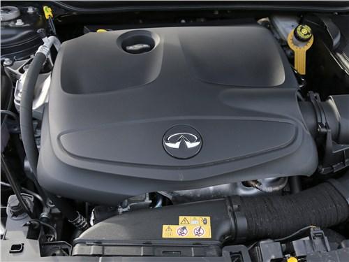 Предпросмотр infiniti qx30 2016 двигатель