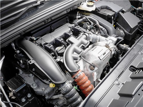 Citroen C4 2016 двигатель