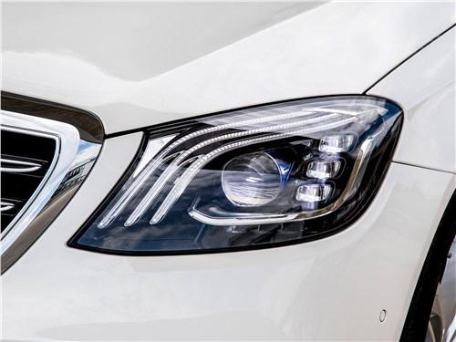 Mercedes-Benz S-Class 2018 передняя фара