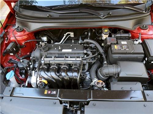 Kia Rio 2017 двигатель