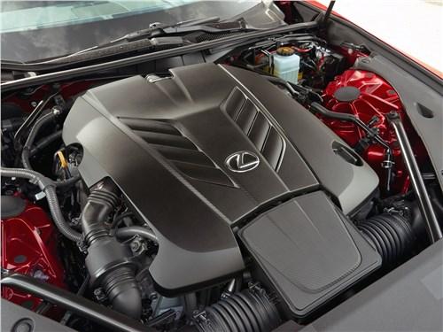 Предпросмотр lexus lc500 2017 двигатель