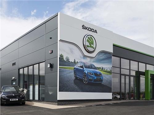 Skoda отзывает более 43 000 автомобилей