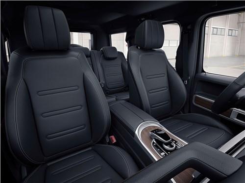 Предпросмотр mercedes-benz g-class 2019 передние кресла