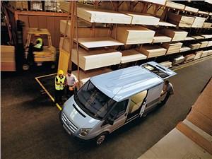 Предпросмотр ford tranzit 2006 фургон короткая база низкая крыша фото 8