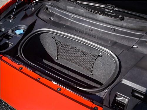 Jaguar I-Pace 2019 багажное отделение