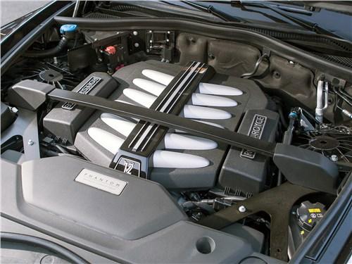 Rolls-Royce Phantom 2018 двигатель