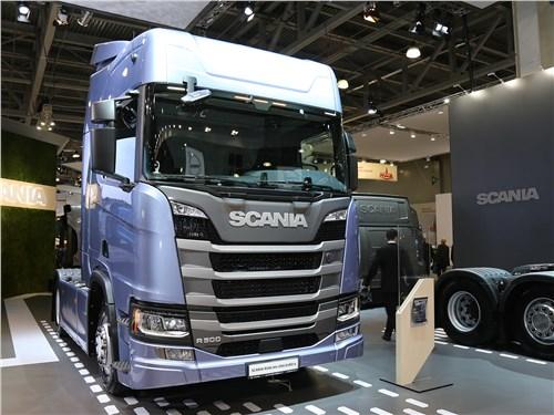 Седельный тягач Scania S500 A4х2NA