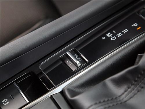 Mazda 3 2019 выбор режимов