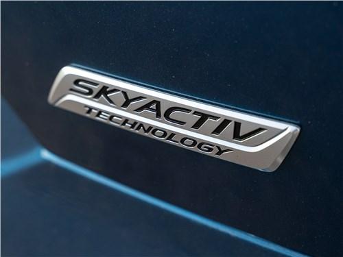 Mazda CX-5 2017 шильдик