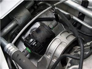 Renault Duster 2012 топливный фильтр