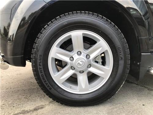 Предпросмотр great wall hover h3 2017 колесо