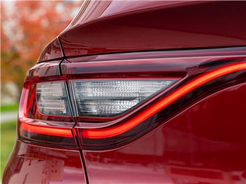 Renault Arkana 2020 задний фонарь