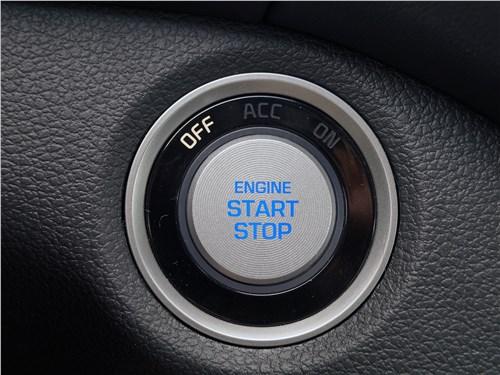 "Hyundai Tucson 2019 кнопка ""старт-стоп"""