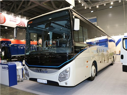 Туристический автобус Iveco Bus Evadys