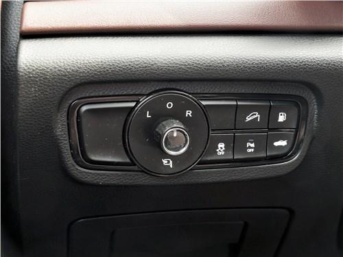 Предпросмотр gac gs8 2020 кнопки