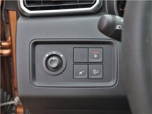 Предпросмотр renault duster (2021) кнопки