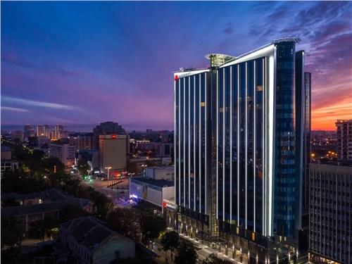 Отель Krasnodar Marriott