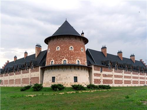 Замок в поместье La Ferme de Reve